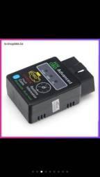 Scan OBD - injeção eletrônica