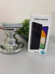 """Samsung Galaxy A52 128gb 6,5"""" 90hz 4500mah Lacrado Garantia 12x sj + Envio BR"""