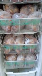 2 galinhas caipiras por 50$