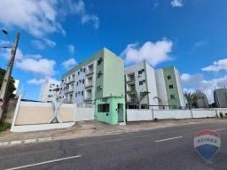 Apartamento com 2 dormitórios para alugar, 53 m² por R$ 850,00/ano - Água Fria - João Pess