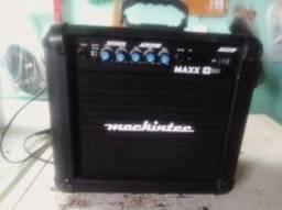 Cubo p/ Guitarra Mackintec Maxx 15 Color