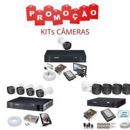 Kits De câmeras de Segurança