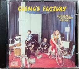 CD Creedence Clearwater Revival - Cosmo's Factory (Remasterizado)