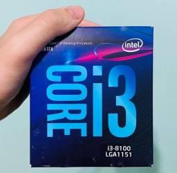 Processador i3 8100
