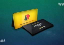 Cartões de Visita / Panfletos / Banner