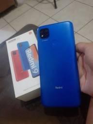 Xiaomi Redmi 9 C semi novo