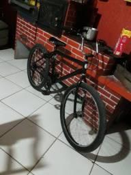 Bicicleta aro 26 com pneu balão de marcha barato