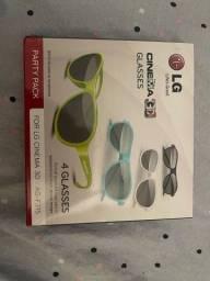 Óculos 3D LG novos