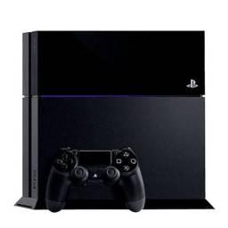 PlayStation 4 FAT 500G 2 controles ótimos , câmera PS Eye