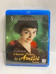 O Fabuloso Destino De Amelie Poulain - Blu Ray - Lacrado