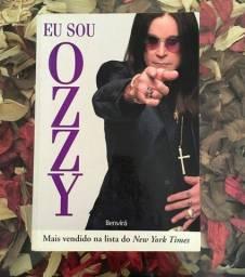 Livro Eu Sou Ozzy Osbourne, Ozzy /
