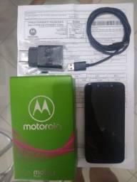 Moto G7 play na caixa, com nota fiscal