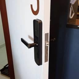 Instalação de todo tipo de fechadura digital & portas de madeira ..