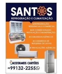 Assistência técnica em Refrigeração comercial e Residêncial