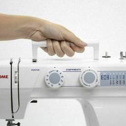 Máquina De Costura 2008p 220v Janome<br> - Pouco usada, funcionando perfeitamente!
