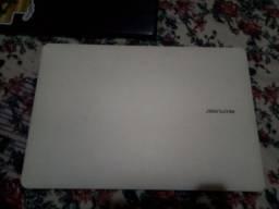 Venda de notebook para retirada de peças