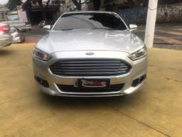 Ford Fusion 2014  prata 2.0