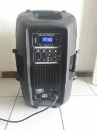 Caixa acústica profissional