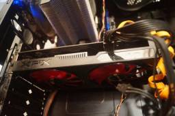 Placa de vídeo RX560 4gb
