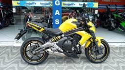 Kawasaki Er6n 2013 Amrela Impecável