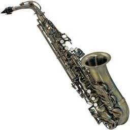 Sax Alto Escovado - WASM-46 EB - Michael