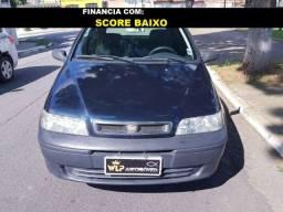 Financiamento com score baixo Fiat Palio fire