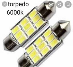 Lâmpada led torpedo (cada)