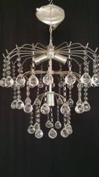 Lustre pendente ( esferas )