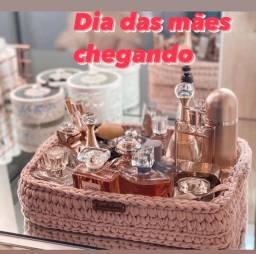Bandeja - organizador de perfume