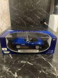 Motor Max Bmw Z8 Roadster 2001 1:18 Miniatura Réplica