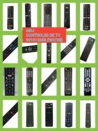 Controles remoto para tv