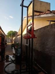 Máquina de cavar poço artesiano 11.000,00