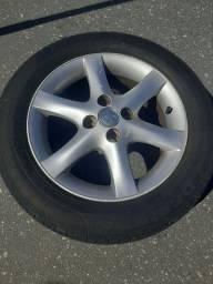 Jogo de rodas original do Corolla