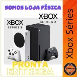 Título do anúncio: Vendemos ou Trocamos Xbox Series S e X por consoles usados - somos loja física