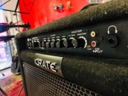 Amplificador de Baixo Crate