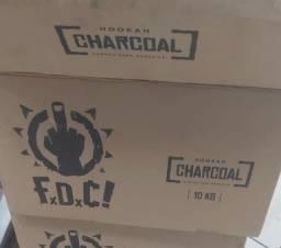 Caixa de carvão hexagonal 10kg última caixa