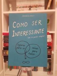 """""""Como Ser Interessante"""" de Jessica Hagy em Excelente Estado"""