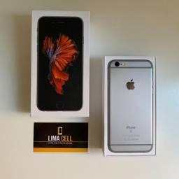 iPhone 6s 32GB Cinza Espacial, Seminovo sem detalhes de uso, Garantia
