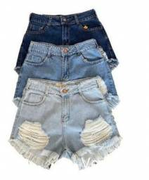 Lote de Short jeans 34 ao 48