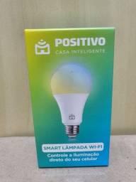 Smart lâmpada WiFi Positivo Casa Inteligente