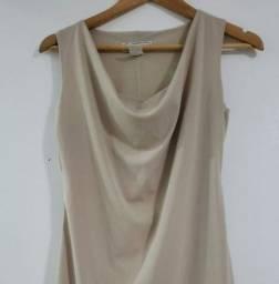Vestido nude M