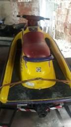 2 jet ski