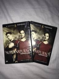 Sexta temporada completa Supernatural