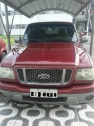 Ford Ranger diesel completa banco em couro - 2006