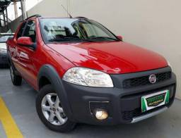 Fiat Strada Zero Bala, aqui na Brasil Multimarcas! - 2018