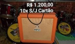 Caixa amplificada orange 35 ldx