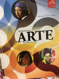 Livro de artes - ensino médio