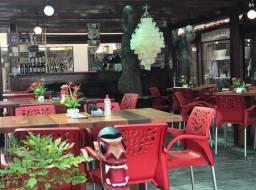 Venda e repasse quiosque restaurante e cafeteria La barchetta