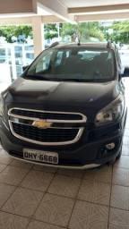Chevrolet Spin 1.8 Activ 8V Flex 4P Automatico - 2017