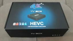 Aparelho para transformar TV Em Smart TV ? Box MX-9 Ultra HD 4K2K